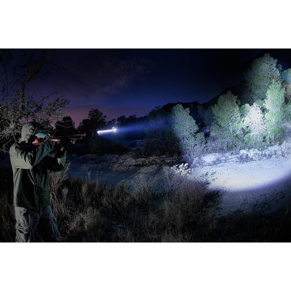 Fenix TK16 Flashlight Max Lumens 1000 with 5 Modes, 5.5