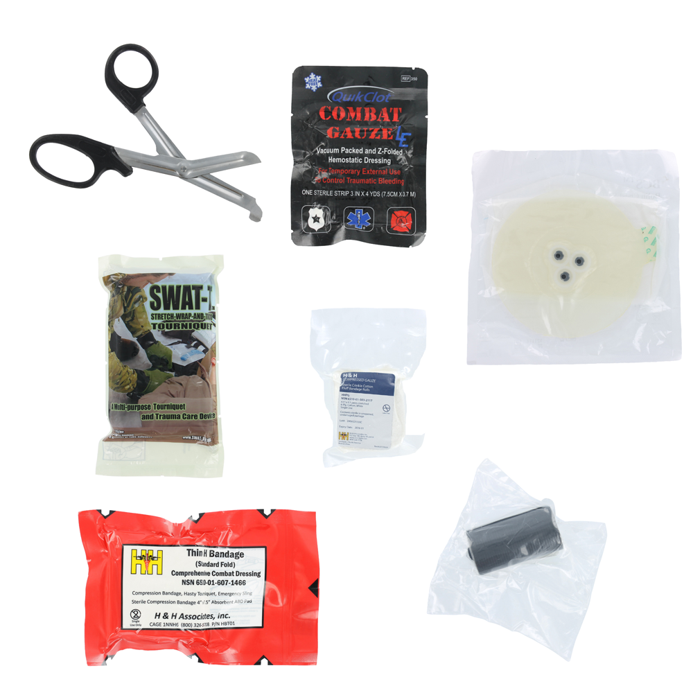 Exclusive Trauma Kit (Contents Only)