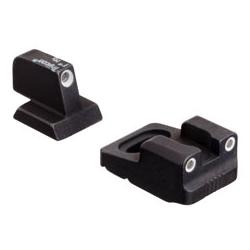 Trijicon Bright & Tough Remington 3 Dot Green Front & Green Rear Night Sights