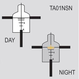Trijicon ACOG 4x32 Scope with Yellow Center Illumination, Thumbscrew Flattop Adapter Mount and Backup Iron Sights