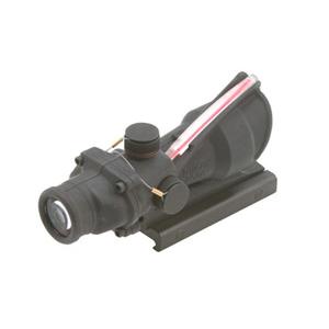 Trijicon ACOG 4x32 Scope, USMC Rifle Combat Optic with Red Dual Illuminated Reticle