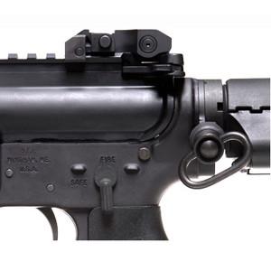 Troy Di-Optic Aperture (DOA) Folding Rear BattleSight