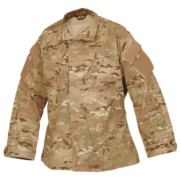 TRU-SPEC Tactical Response Uniform Shirt 65/35 Polyester/Cotton Ripstop