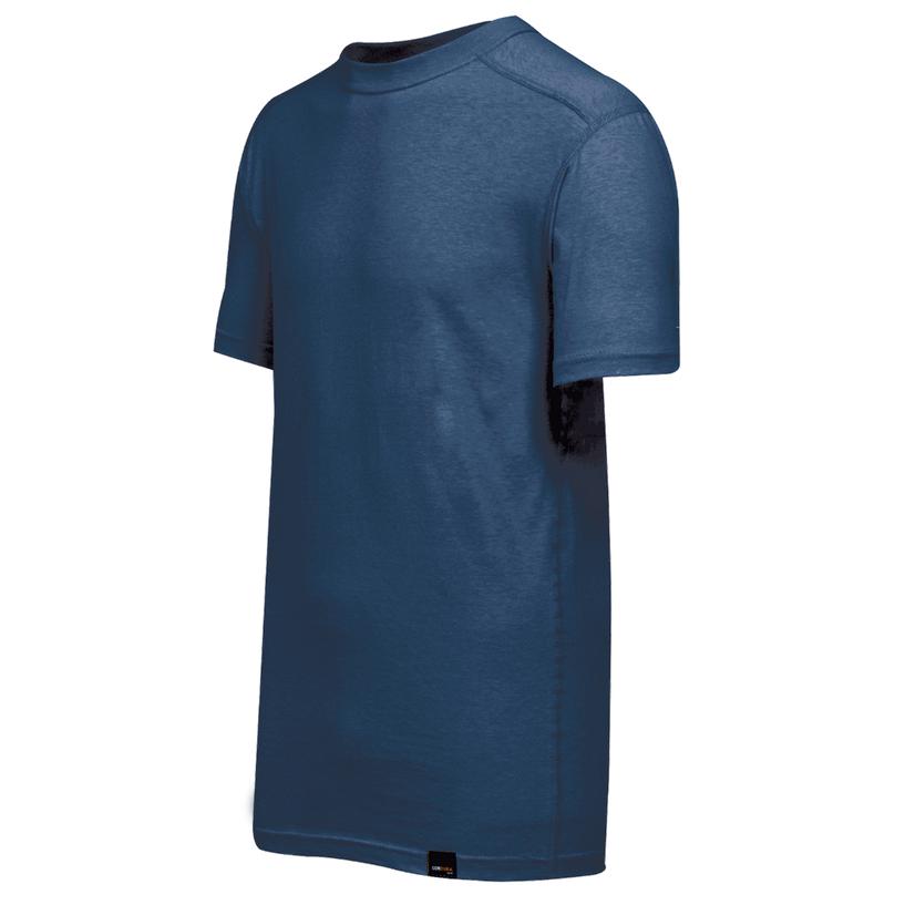 Baselayer Crew Neck Short Sleeve Shirt, NFPA 1975 for TPP