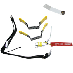 Zico 1054 Load & Lock Walkaway Kit to Convert Standard KD Brackets to KD-ULLH with Ejector Spring