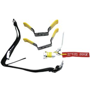 Zico 1054 Load & Lock Walkaway Kit to Convert Standard KD Brackets to KD-ULLH