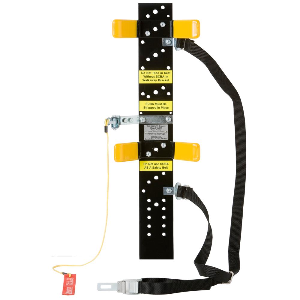 Zico 1054 Load & Lock Walkaway Bracket Assembled with Strap No Footplate