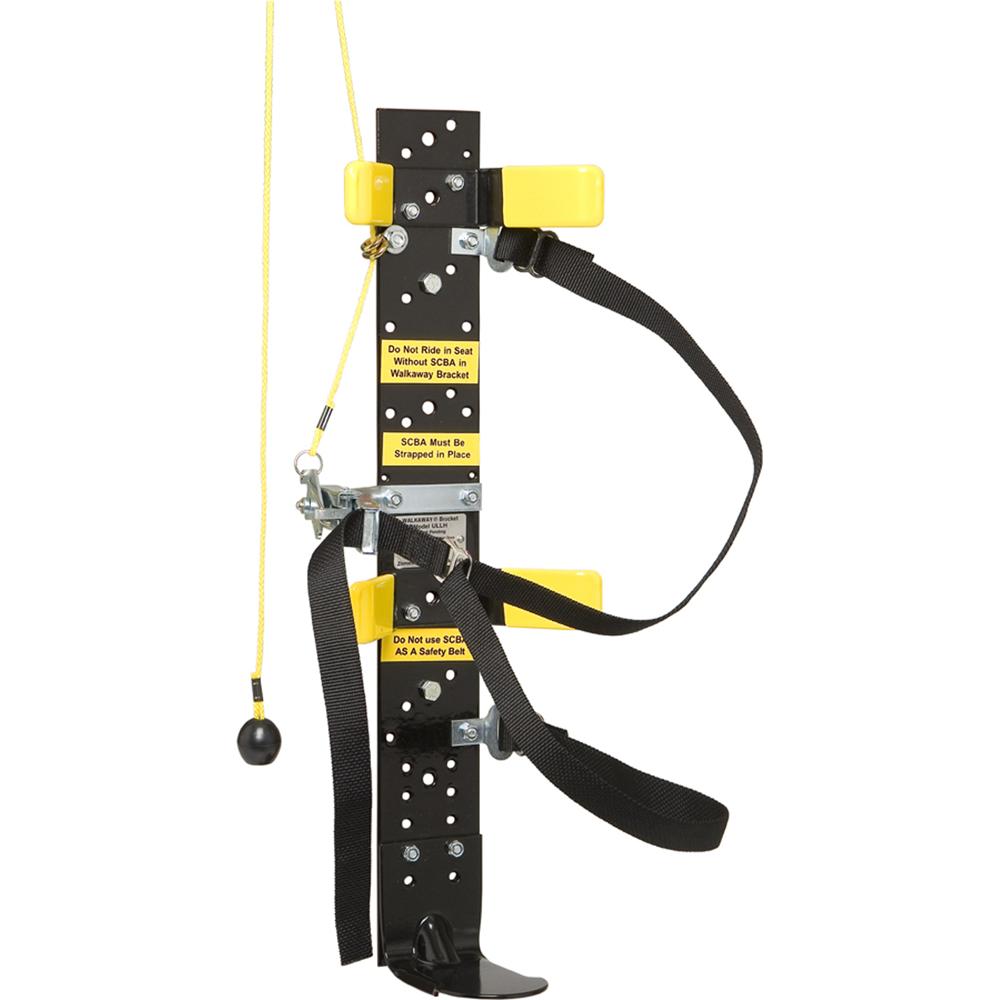Zico 1054 Load & Lock Walkaway Bracket Assembled with Load & Lock Strap with Release Assist