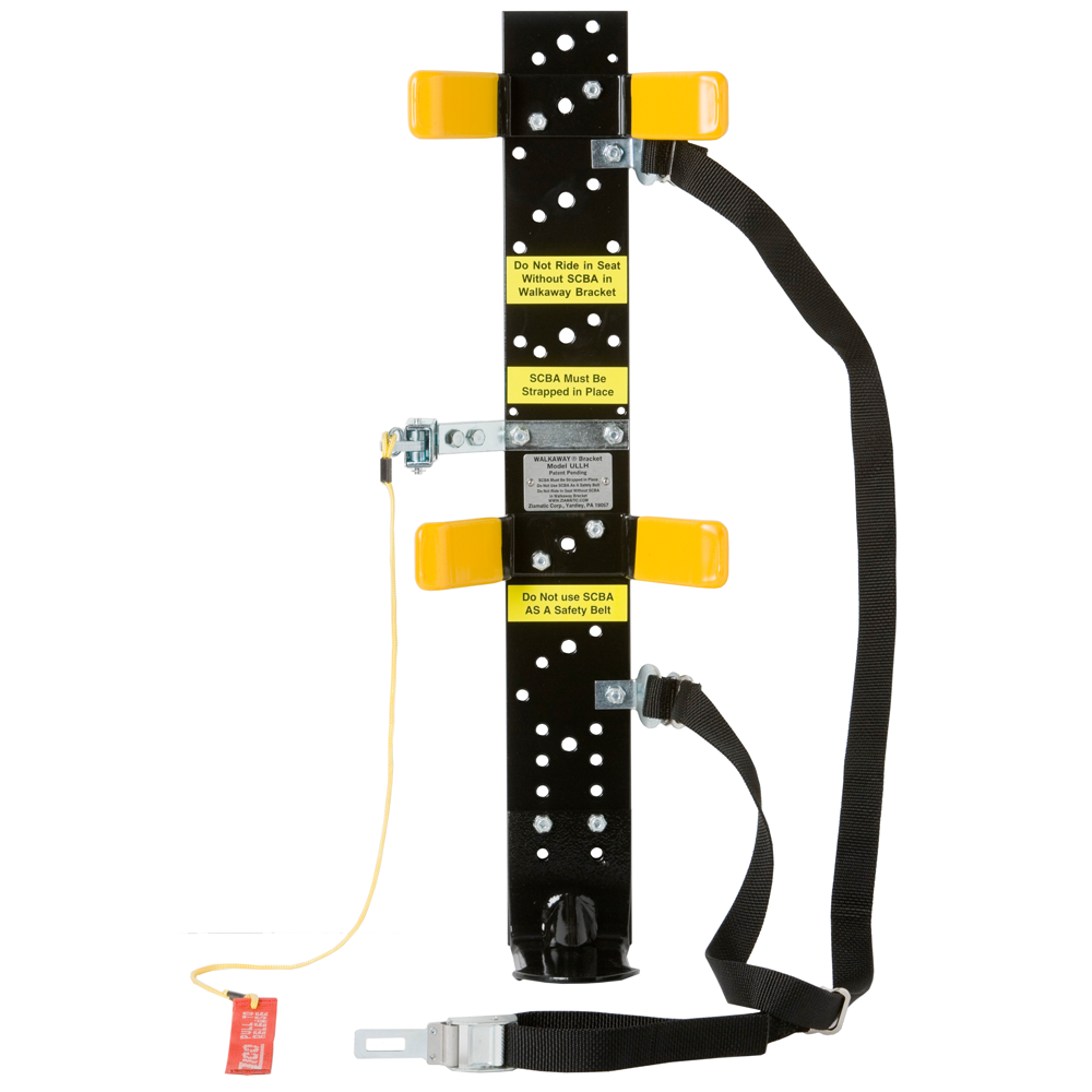 Zico 1054 Load & Lock Walkaway Bracket Assembled with Strap