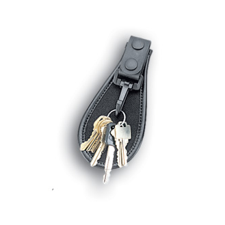 Uncle Mike's Open Key Ring Holder