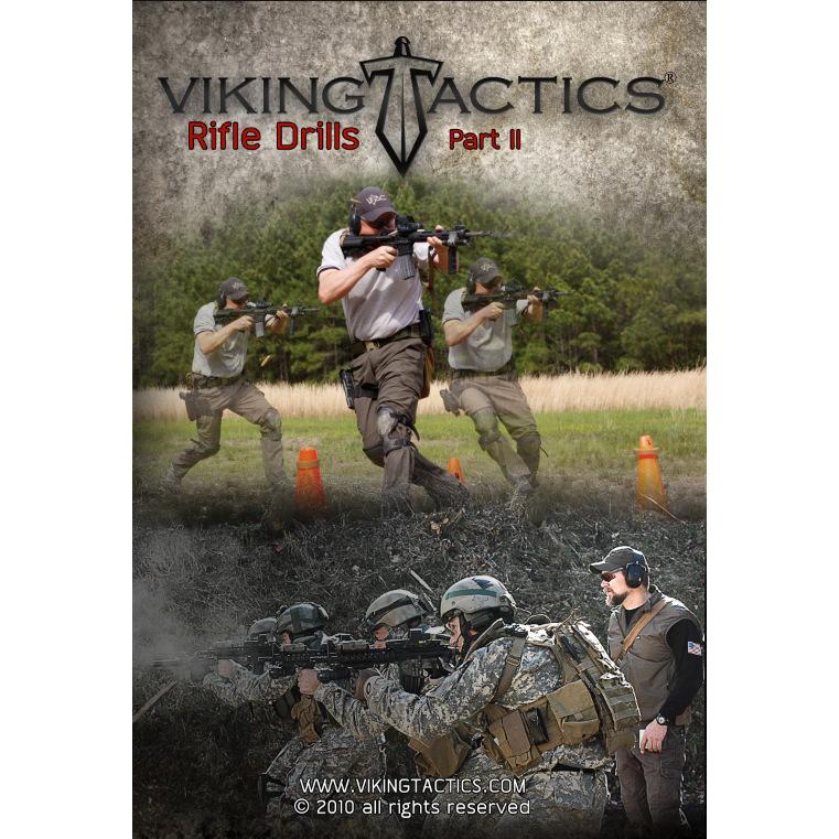 Viking Tactics Rifle Drills Part II DVD