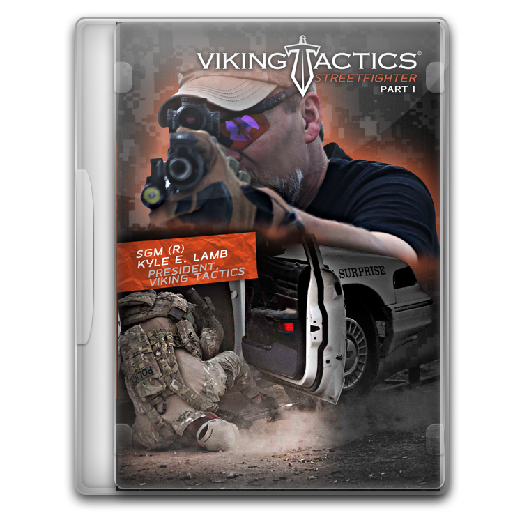 Viking Tactics Street Fighter DVD