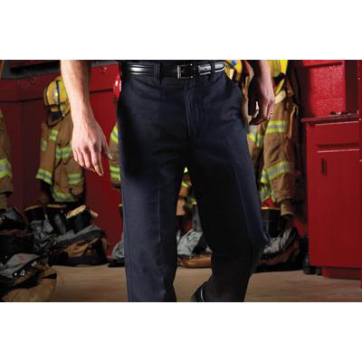 Lion StationWear Deluxe 7.75 oz Navy Twill Uniform Trousers
