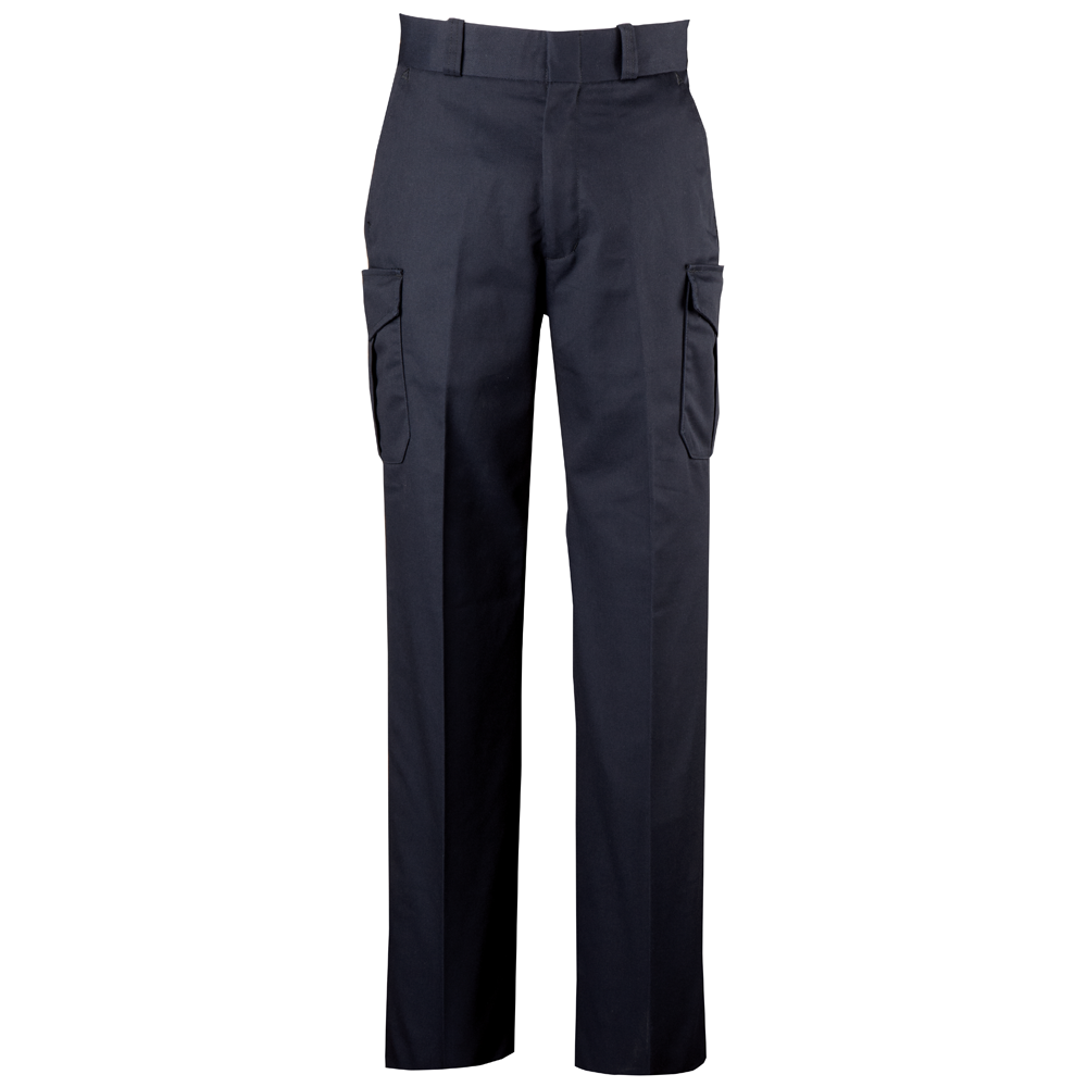 Lion StationWear Deluxe Navy Six-Pocket Trousers with Fade Resistant Finish
