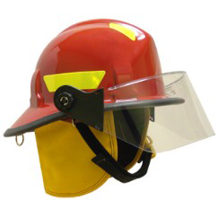 Cairns 360 Structural Helmet, Red