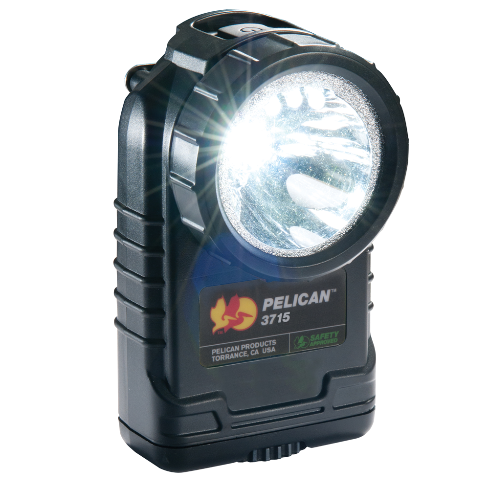 Pelican 3715 Right Angle LED Flashlight