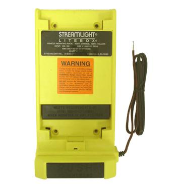 Streamlight LiteBox 12V DC Direct Wire Vehicle Charging Rack