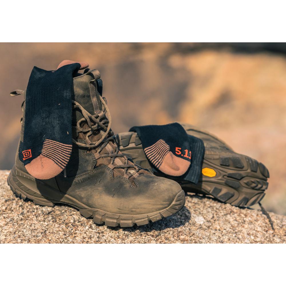5.11 Tactical Cupron 3-Pack Socks