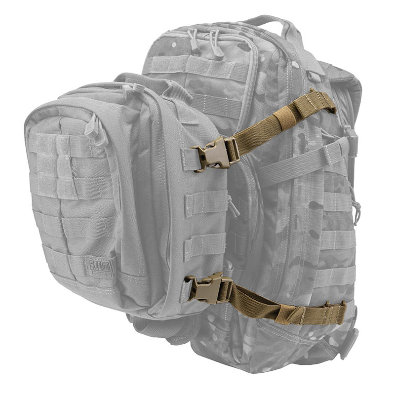 5.11 Tactical RUSH MOAB Tier System