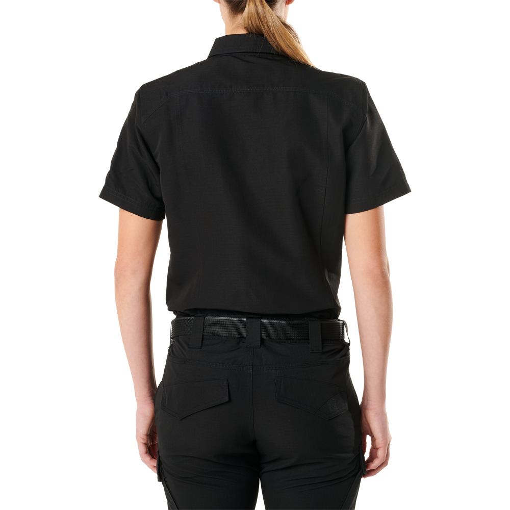 5.11 Tactical Women's Fast-Tac Short-Sleeve Shirt