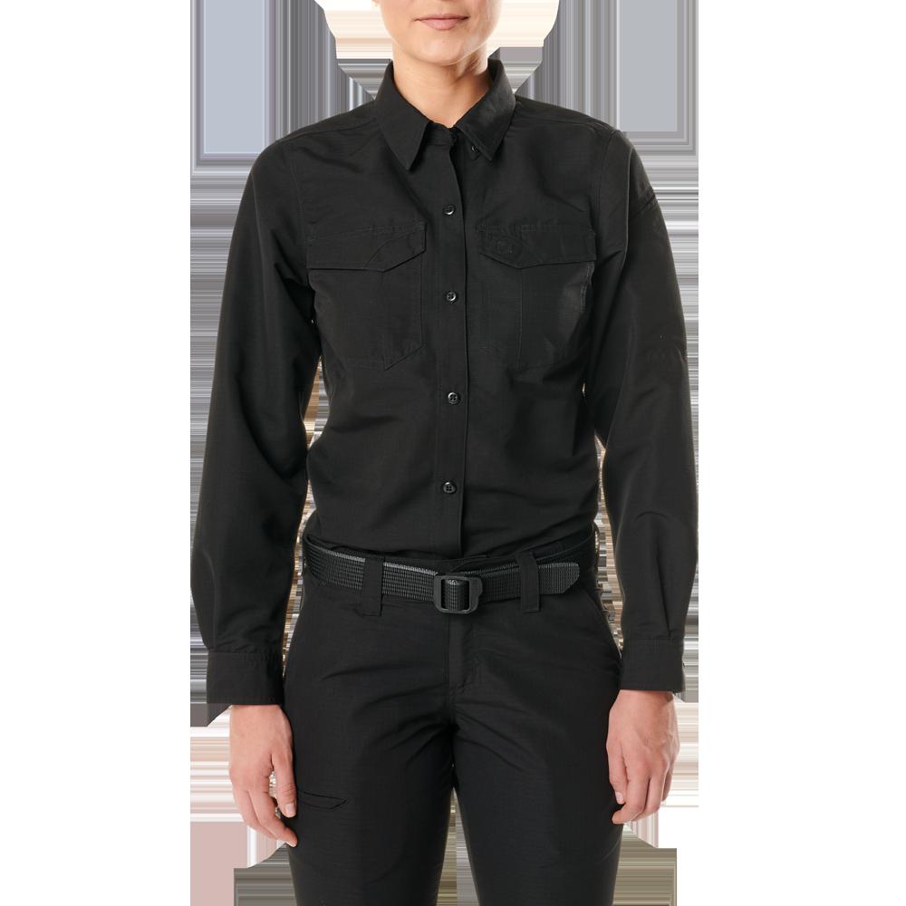 5.11 Tactical Women's Fast-Tac Long-Sleeve Shirt