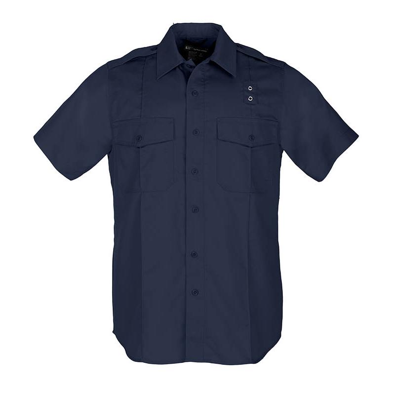5.11 Tactical Men's Twill PDU® Class A Short Sleeve Shirt