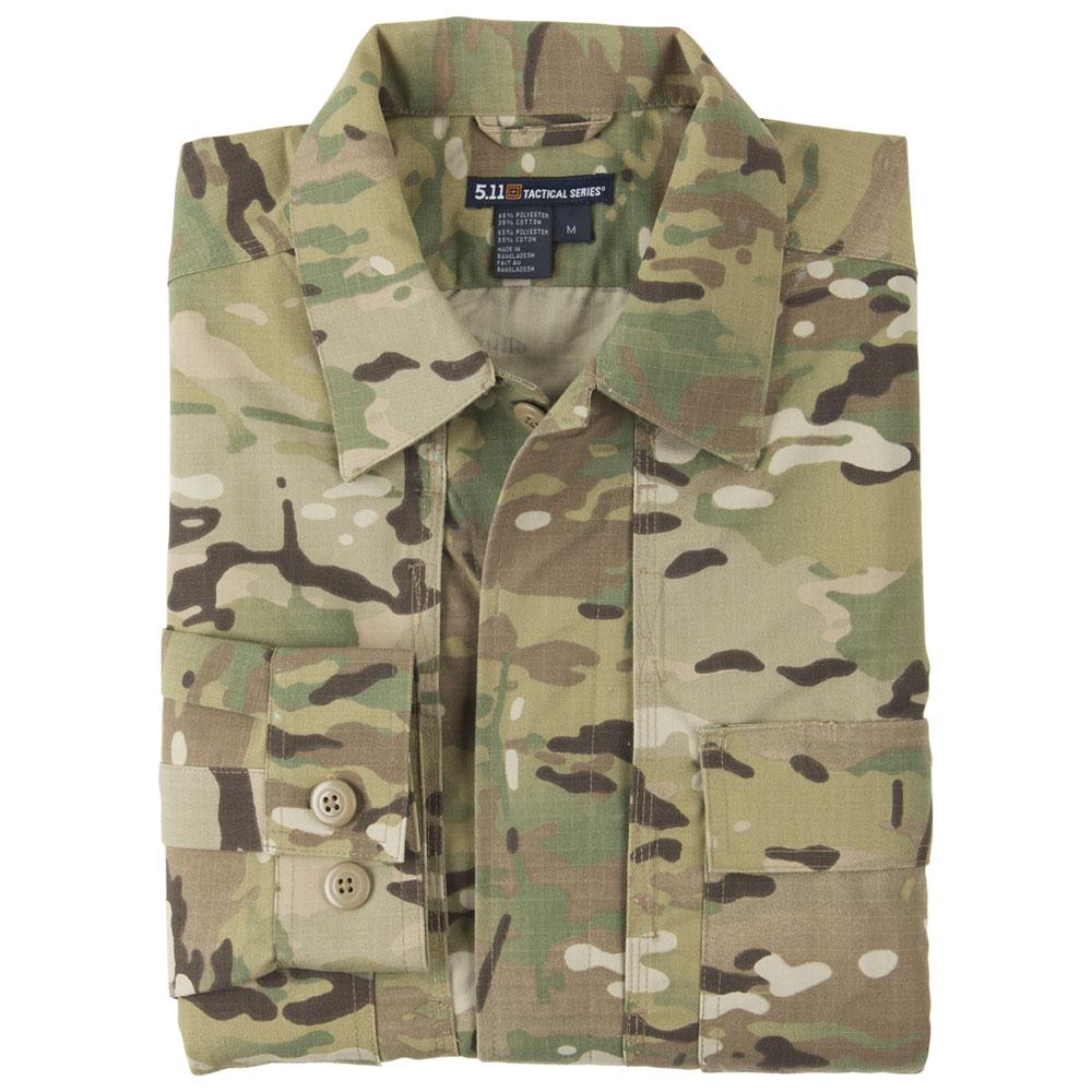 5.11 Tactical MultiCam Ripstop TDU Shirt