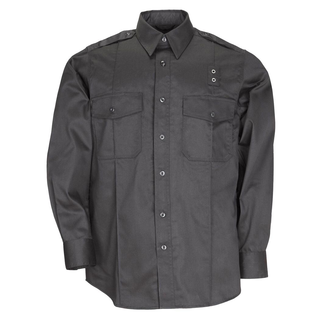5.11 Tactical Men's Twill PDU® Class A Long Sleeve Shirt