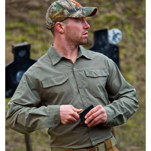 5.11 Tactical Freedom Flex Woven Shirt