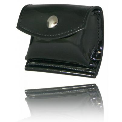 Boston Leather Rubber Glove & CPR Shield Pouch