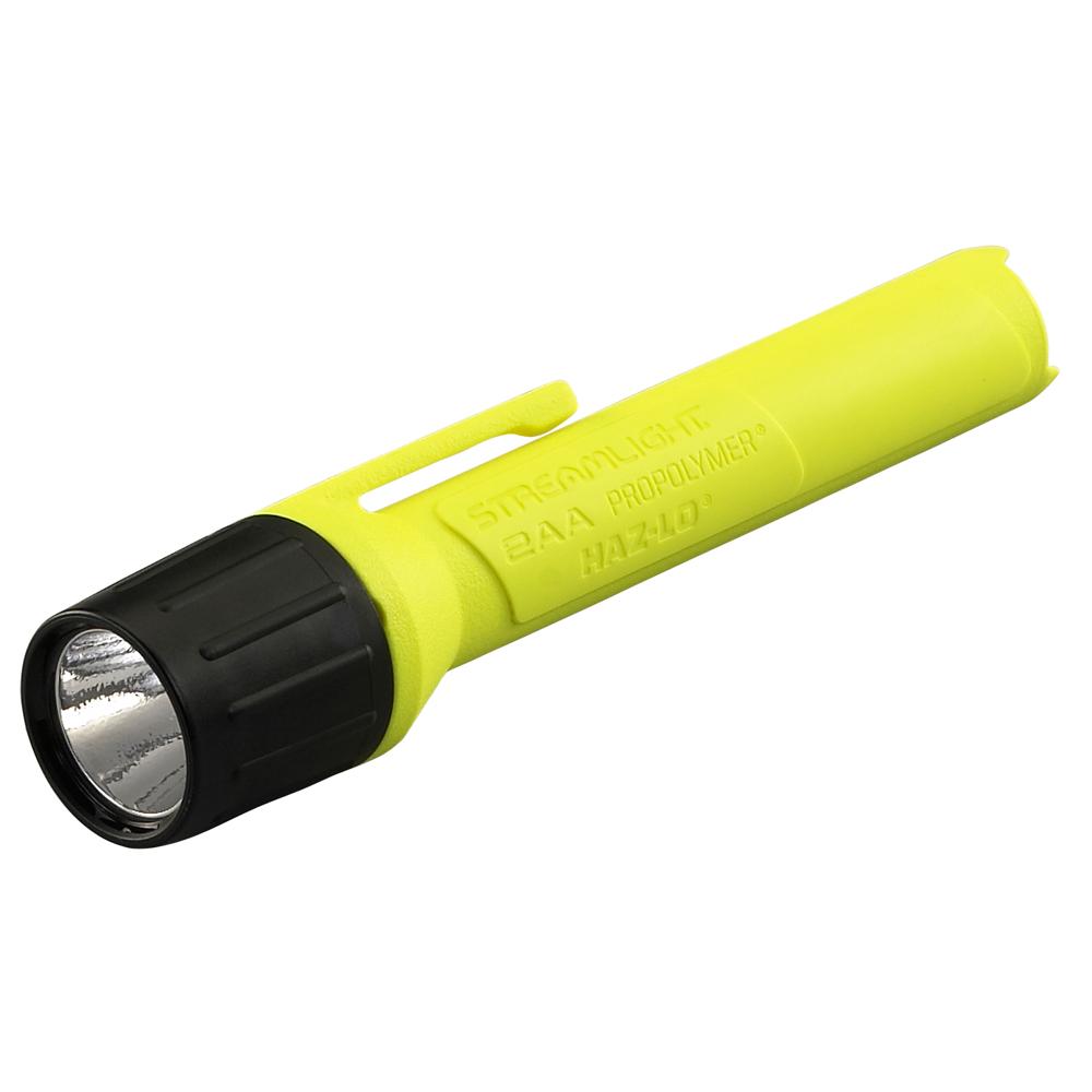 Streamlight 2AA ProPolymer HAZ-LO