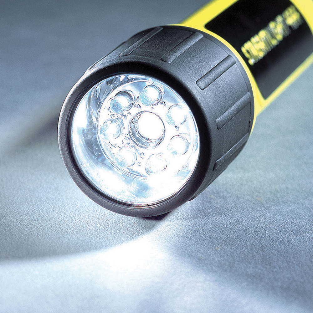 Streamlight 4AA ProPolymer LUX Div 2