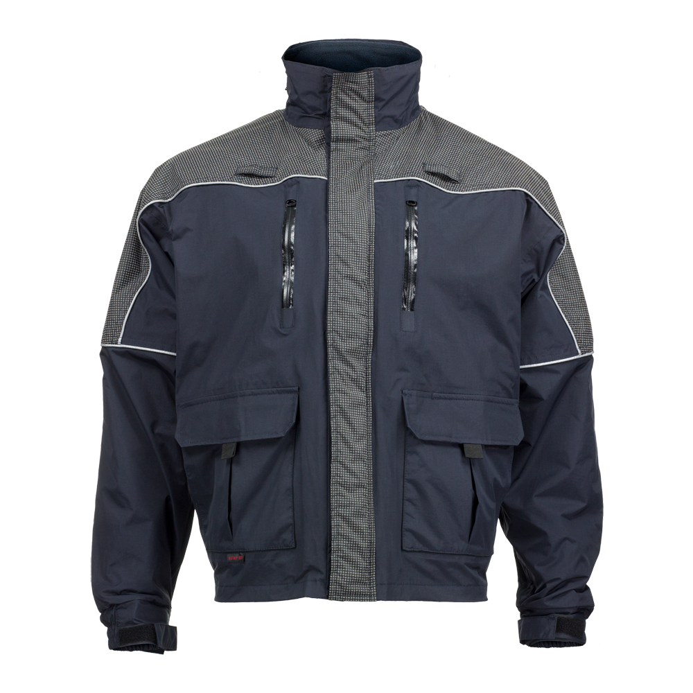 Gerber Outerwear Eclipse SX Waist Length Jacket with Removable Liner, ASTM F1671