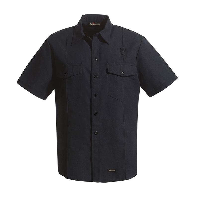 Workrite 4.5 oz. Nomex IIIA Short Sleeve Firefighter Shirt