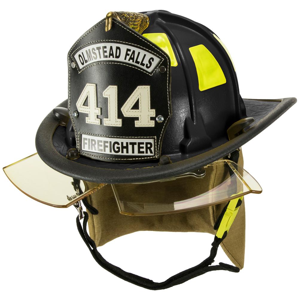 Cairns 880 Chicago Helmet, Black