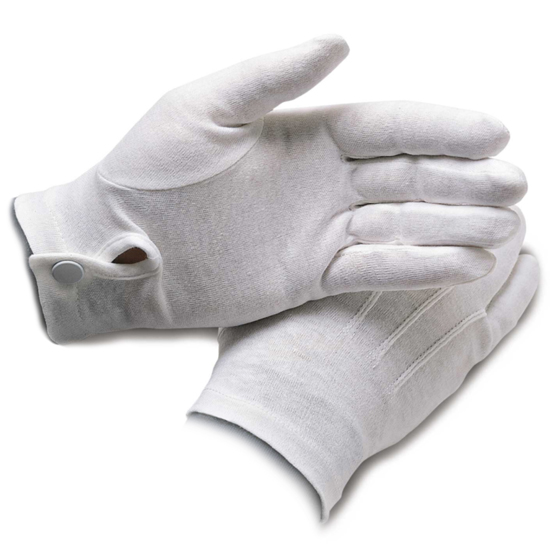 Samuel Broome: Glove with Snap