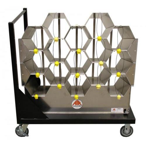 Air Systems Air-Kaddy Modular SCBA Rack