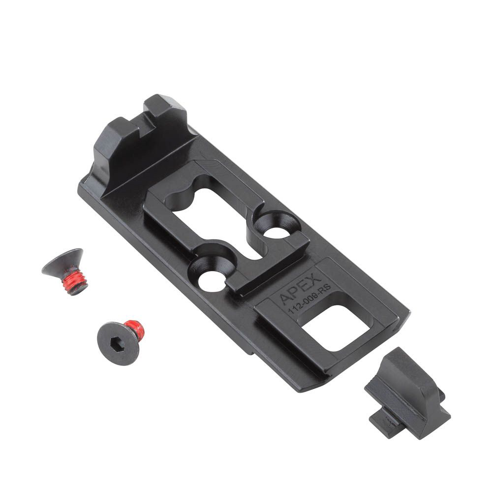 Apex Optic Mount with Rear Sight Aimpoint Acro P-1
