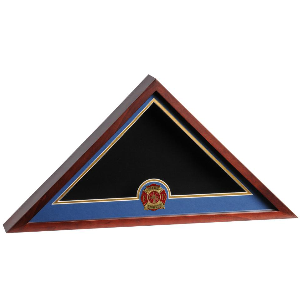 Allied Products Civilian Service Flag Display Case