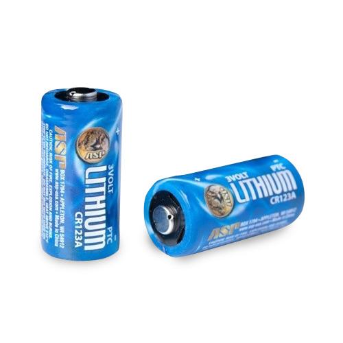ASP CR123A Batteries