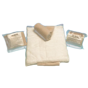 H & H Medical Corporation Big Cinch Abdominal Bandage, Latex Free