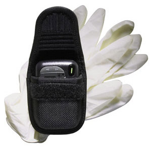Bianchi 7315 AccuMold Pager/Glove Pouch, Black