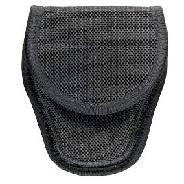 Bianchi 7318 AccuMold Hiatt's UL1 Cuff Case, Black
