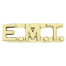 Small EMT Cut Out Letters