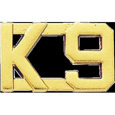 Blackinton K9 Letter Combination Pin