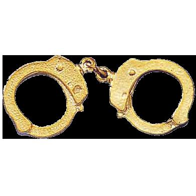 Blackinton Handcuff Tie Tac
