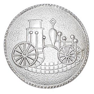 Smith & Warren Small or Large Old Fashion Motorized Engineer Medallion