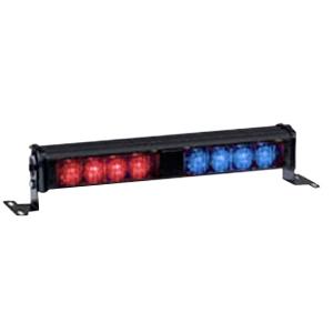 Code 3 XT4 Series Dual 4-LED Split Lighthead