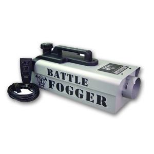 UltraTec Battle Fogger Smoke Machine, 110 Volt, Includes Remote Timer