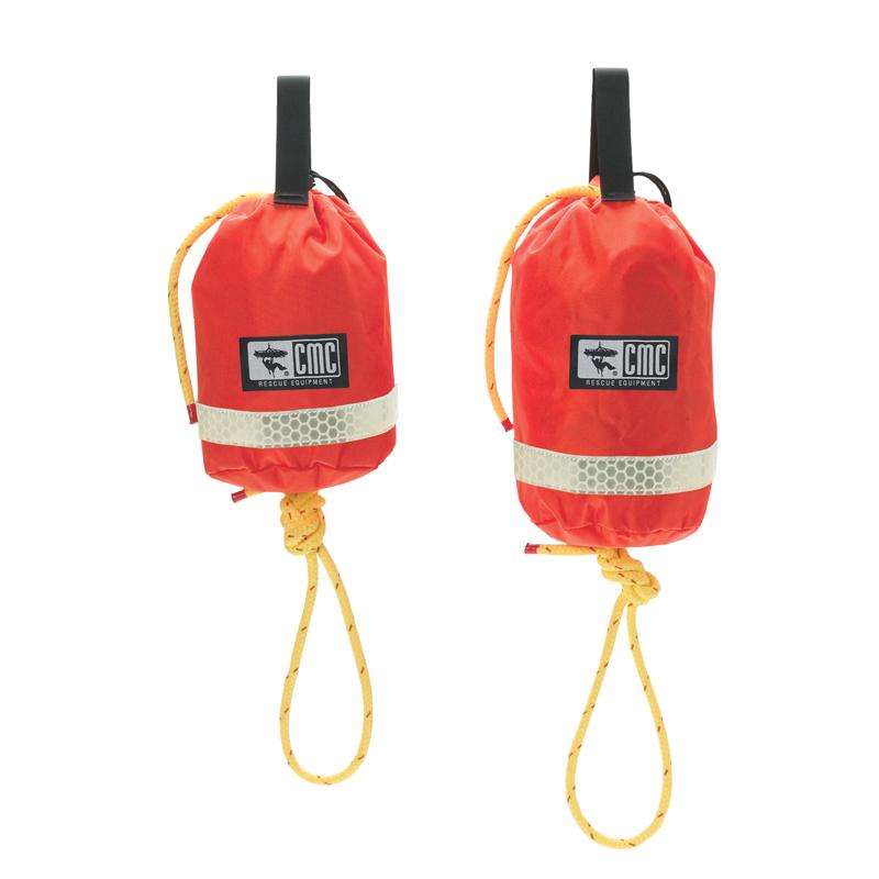 CMC NFPA Throwline Bag Set